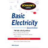 Schaum's Outline of Basic Electricity, Second Edition (Schaum's Outlines)