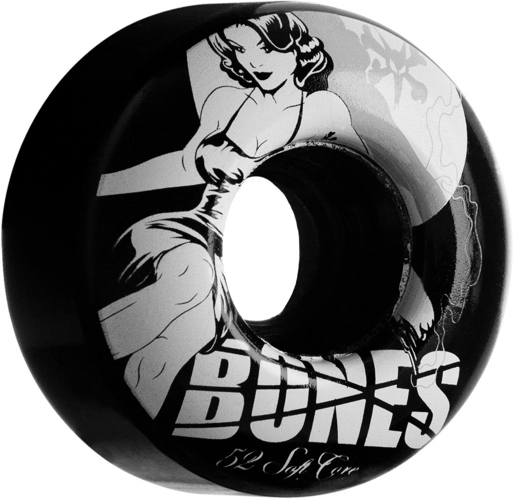 Wheels bones atf review softcore