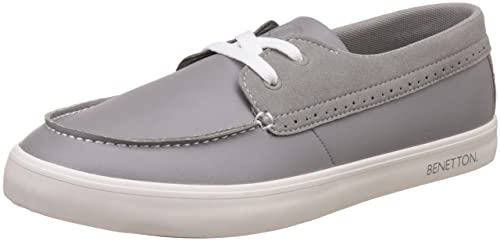 a9ca1ec7d735 United Colors of Benetton Men s Boat Shoes  Buy Online at Low Prices ...