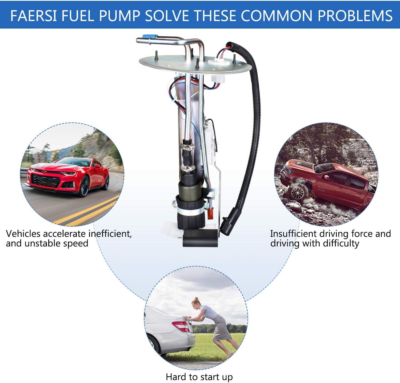 Fuel Pumps & Accessories 1999 Ford F250 4.2L 4.6L 5.4L 2004 F150 ...