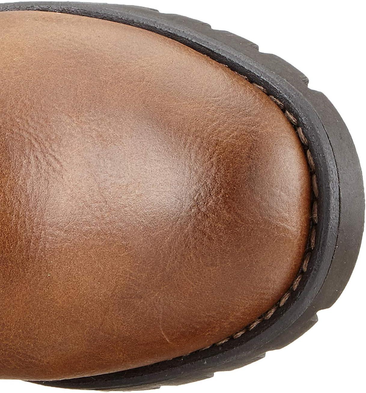 Jana 100% comfort Damen 8-8-26438-23 Stiefeletten Braun Cognac 305