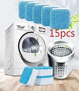 Amazon.com: 30 piezas de limpiador de lavadora, limpiador de ...