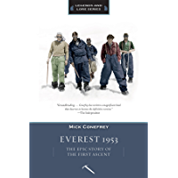 Everest 1953: The Epic Story of the First Ascent (Legends and Lore) (English Edition)