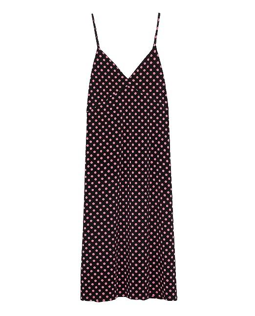 07b189db Zara Women Printed Strappy Dress 1165/178 Green at Amazon Women's ...