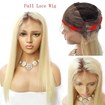 Amazon Com Nobel Hair 4 613 Blonde Peruvian Virgin Human Hair