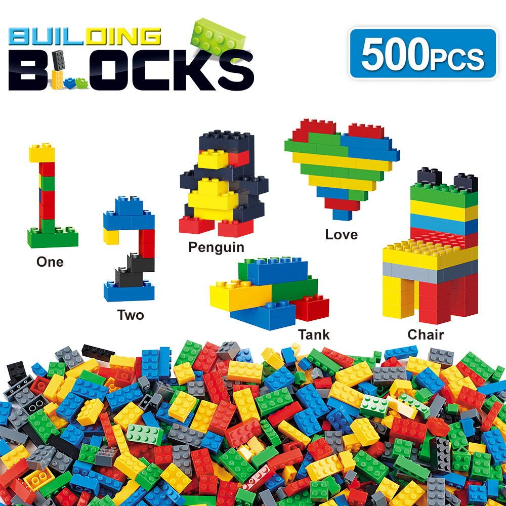 Building block STEM
