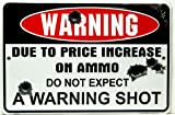 HANGTIME Warning Due to Price Increase on Ammo Do