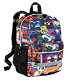 Fenza Racing Car School / Sports Bag / Backpack (Racing Car)