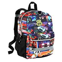 Fenza Racing Car School / Sports Bag / Backpack (Racing Car)