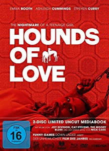 Hounds Of Love - Limited Mediabook [Blu-ray]