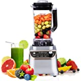 High Speed Blender 1200 W Powerful Motor- Special Design for Entire Family or Commercial Use- 51.25 oz BPA Free Bottle