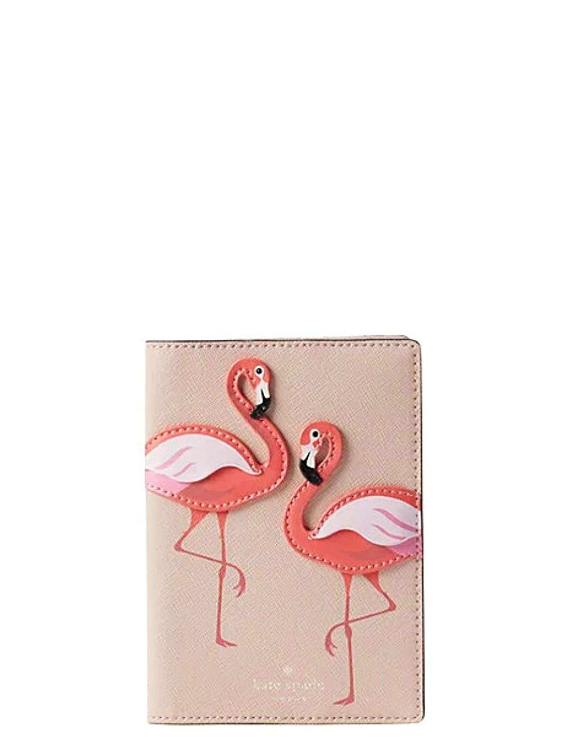 Kate Spade Flamingo By the Pool Passport Holder