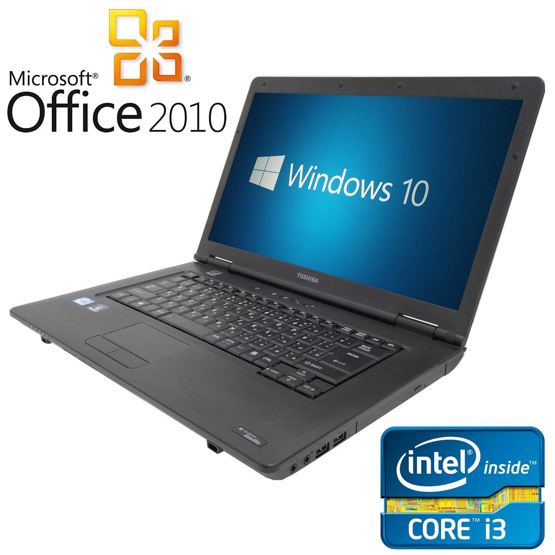 【楽天最安値に挑戦】 【Microsoft Office2010搭載 L40/新世代】【Win 10搭載 i3】TOSHIBA L40 10搭載】TOSHIBA/新世代 Core i3 2.13GHz/メモリ4GB/HDD160GB/DVDドライブ/大画面15.6インチ/無線LAN搭載/中古ノートパソコン/ B01EWKKI14, スポーツショップサンキュー:cbf0411b --- arianechie.dominiotemporario.com