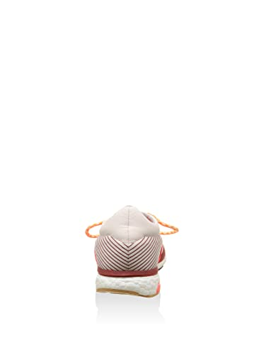 adidas Donna Boostii/Rouge/White Scarpe Sportive Bianco Size: EU 39 1/3 (UK 6)