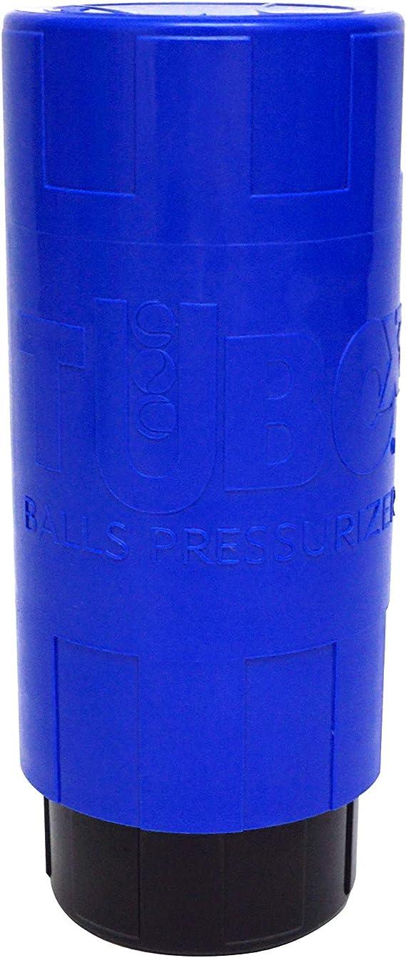 TUBOPLUS - Nuevo TUBOX3 Bote Presurizador de Pelotas de Padel y ...