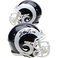 $82 » Robert Woods Los Angeles Rams Autographed Riddell Speed Mini Helmet - Fanatics Authentic Certified - Autographed NFL Mini Helmets
