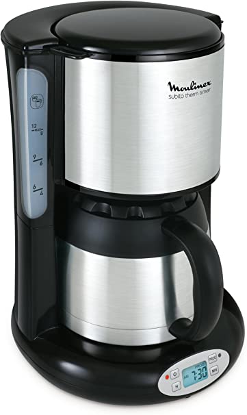 Moulinex Subito FT3628, Filtermaschine: Amazon.es: Hogar