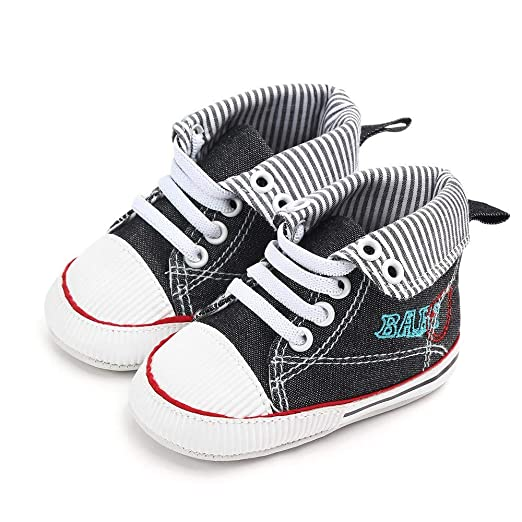 Clothing, Shoes & Accessories Stride Rite Boys Uk3 Infant First Walkers In White