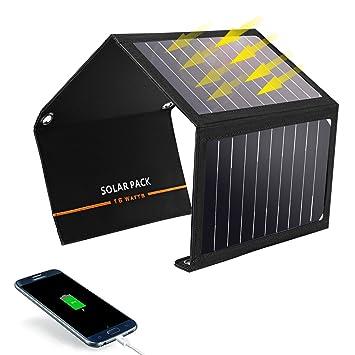 zeela Panel Solar Cargador Solar Cargador Solar Power Bank ...