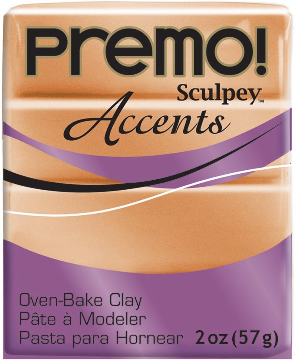 n/°5067 Premo Accents Polyclay 57gr Copper