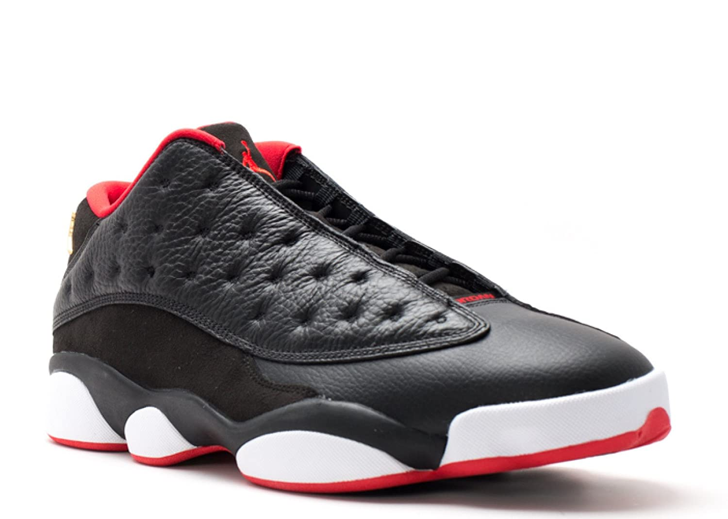 e9dfad0d746 Nike AIR Jordan 13 Retro Low 'BRED' - 310810-027: Amazon.ca: Shoes &  Handbags