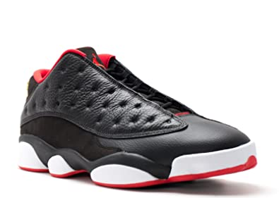 best service 0c551 4c949 AIR Jordan 13 Retro Low 'BRED' - 310810-027