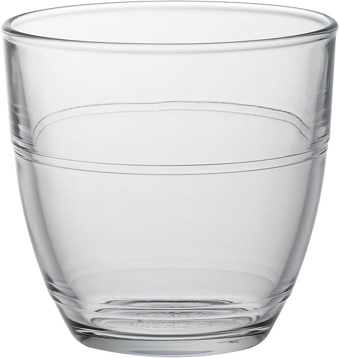 Duralex - Vasos, Cigueña, 22 cl, 6 unidades: Amazon.es: Hogar