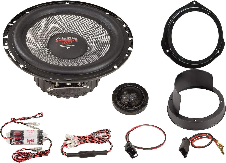 Audio System Xfit Mercedes VITO 447 EVO 2 Altavoz compatible con Mercedes VITO 16,5 cm