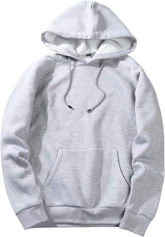 Go V Fashion Hoodies Male Large Size Warm Men Long Sleeve Sweatshirts EU