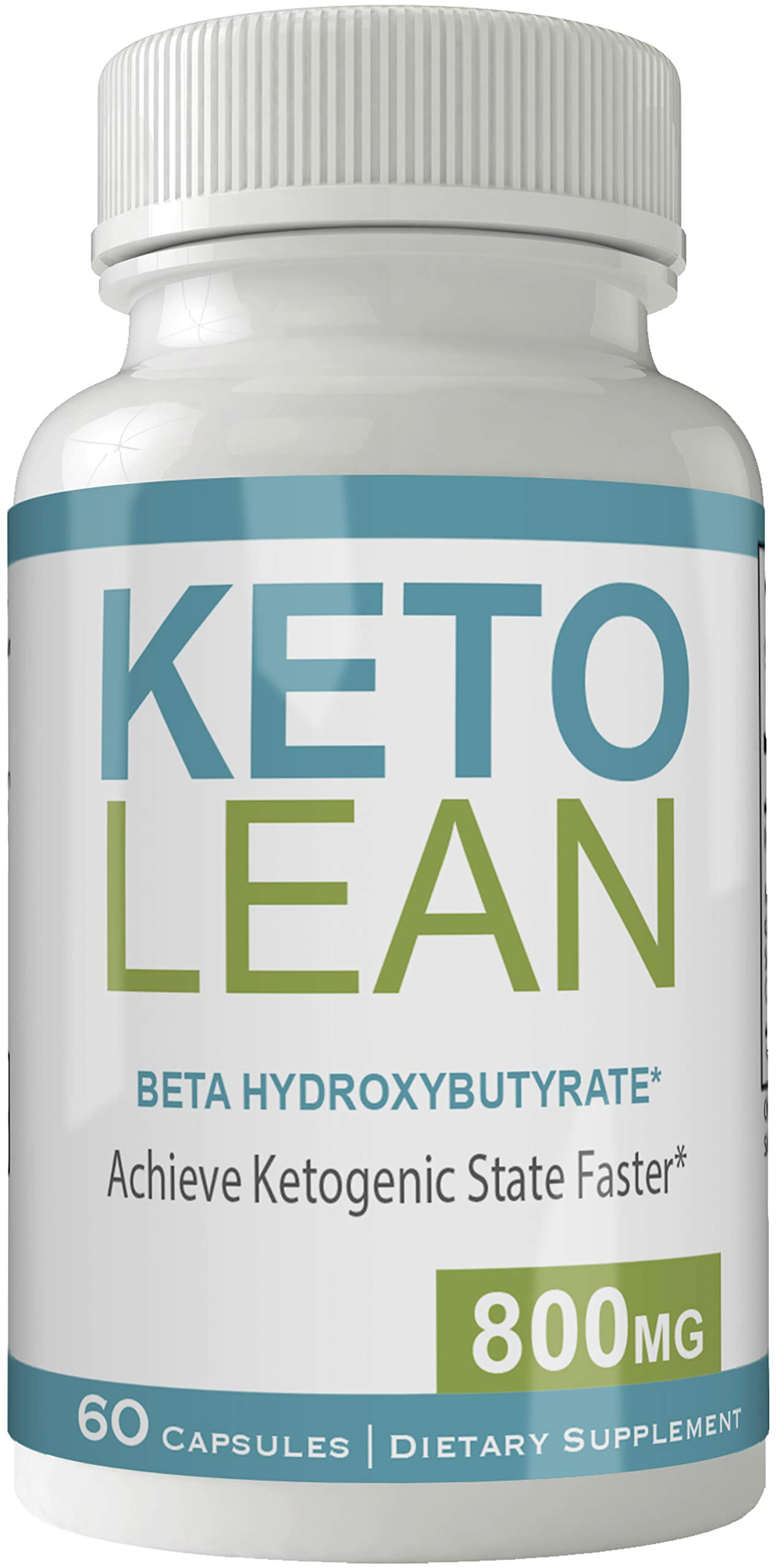 Keto Lean Pills Advance Weight Loss Supplement Appetite Suppressant Natural Ketogenic 800 mg Formula with BHB Salts Ketone Diet Capsules to Boost Metabolism, Energy and Focus