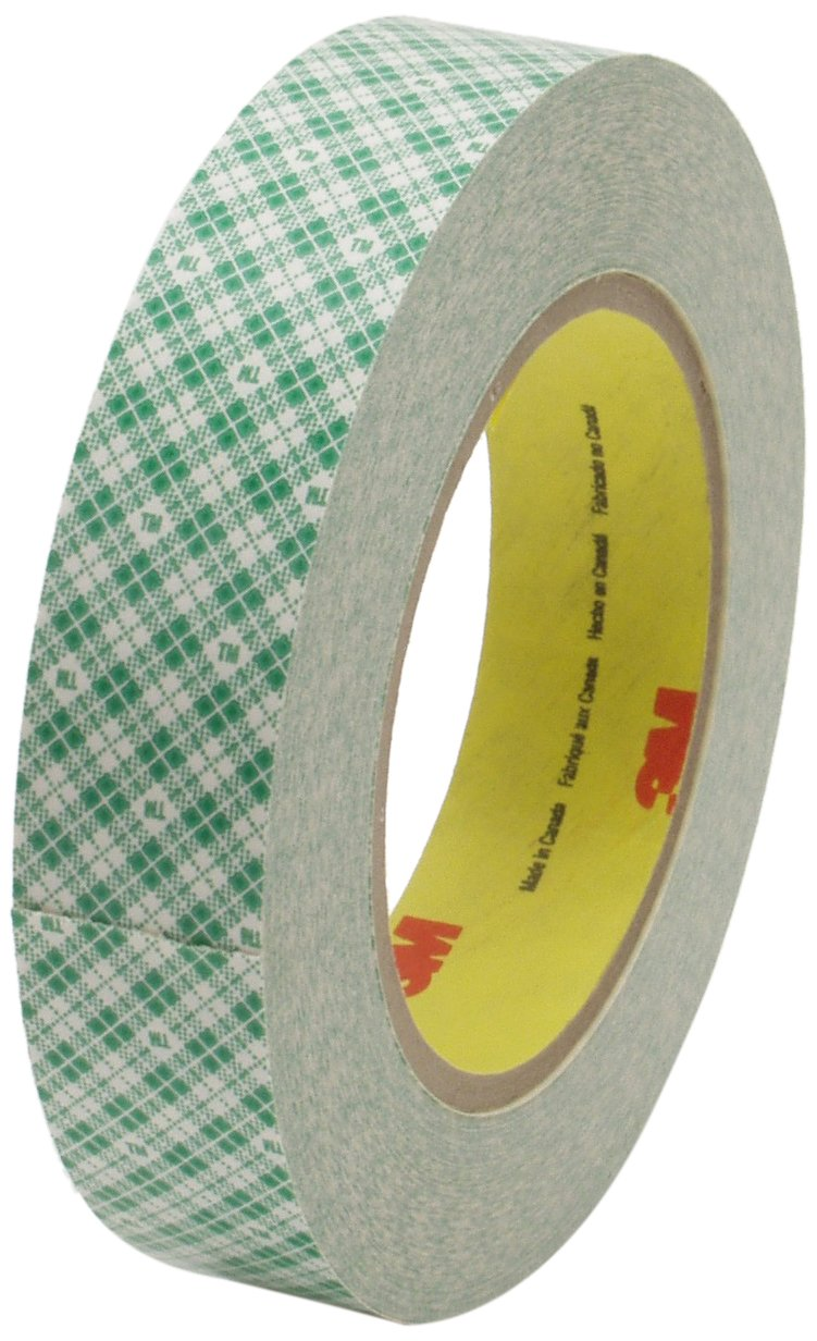 3M Double Coated Paper Tape 410M, 3/4'' x 36 yd 5.0 mil (Pack of 48)