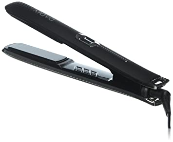 xtava Black Silk Straightener - Professional Flat Iron with Tourmaline Ceramic Plates - Achieve Salon-  sc 1 st  Amazon.com & Amazon.com : xtava Black Silk Straightener - Professional Flat Iron ...