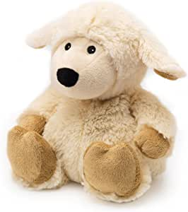 Warmies Plush Heat Up Microwavable Soft Cuddly Toys With A Lavender Scent, Sheep