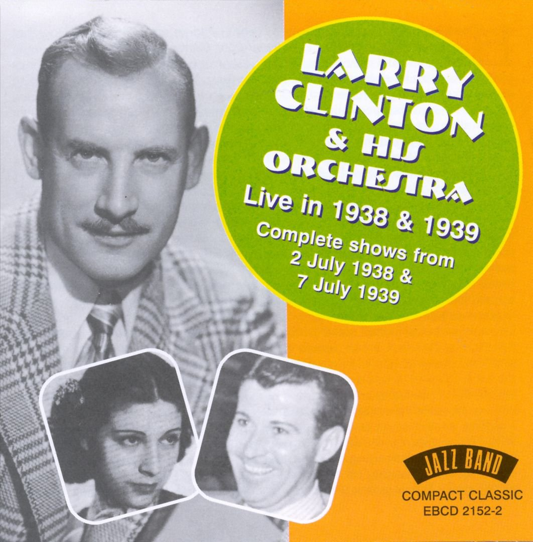 Live in 1938 & 1939