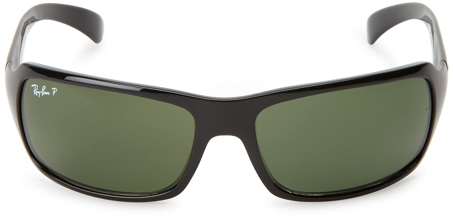 02831a656c9 Ray Ban RB 4075 Black (rb4075-60158)  Ray Ban  Amazon.co.uk  Clothing