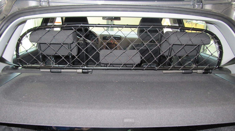 per trasporto cani e bagagli. Divisorio Griglia Rete Divisoria Ergotech RDA65-XXXS