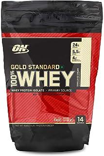 Health & Beauty 100% Whey Gold Vanilla Ice Cream 1 Lbs