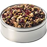 Fastachi Cranberry Nut Mix in Nut Passion Gift Tin (2LB) - Holiday Gift, Corporate Gifts