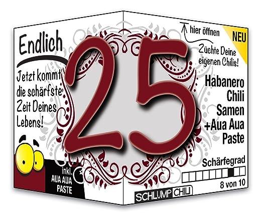 25 geburtstag mann