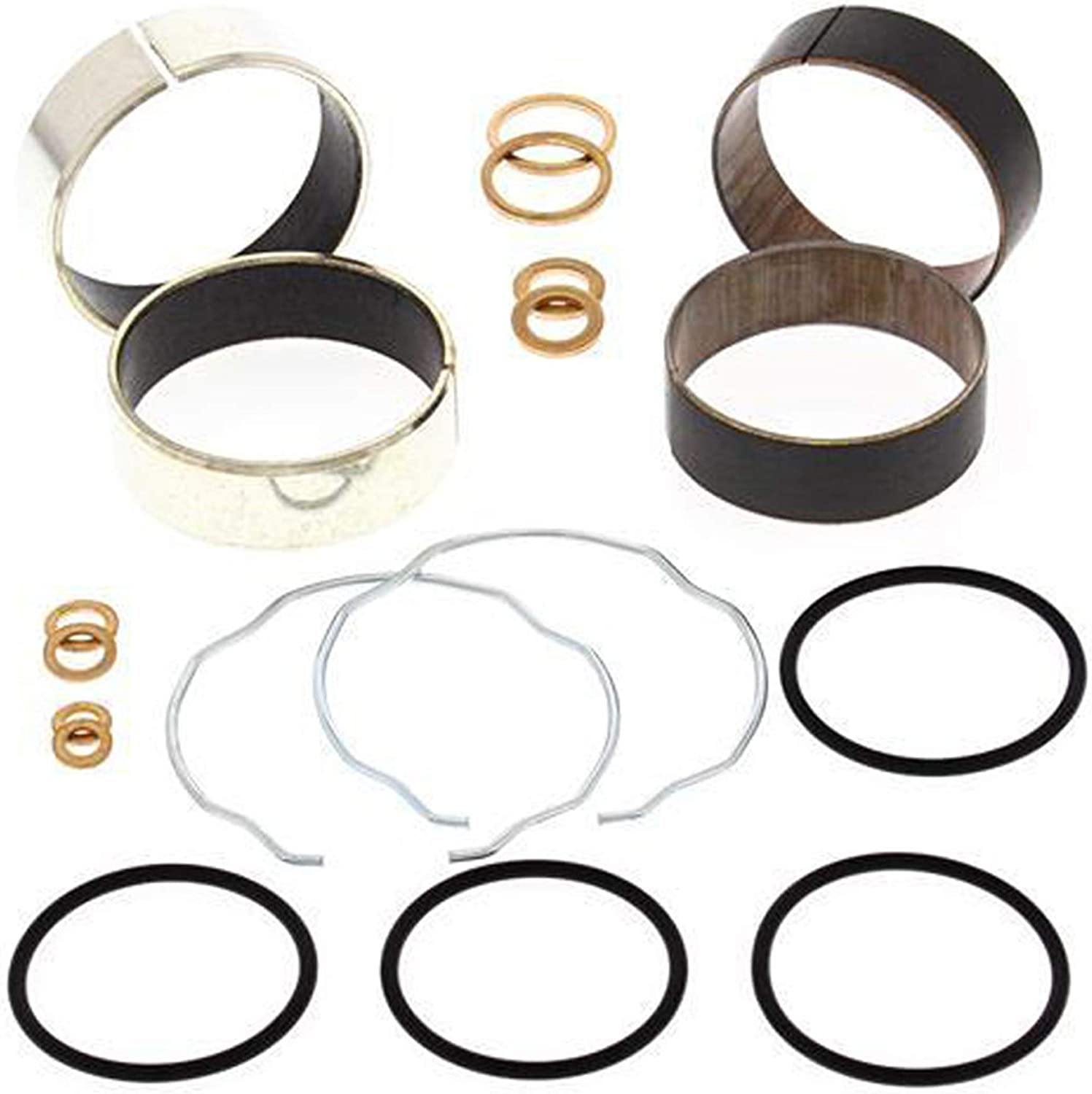 Fork Seal and Dust Kit 2007 Suzuki DL650A V-Strom ABS Street Motorcycle