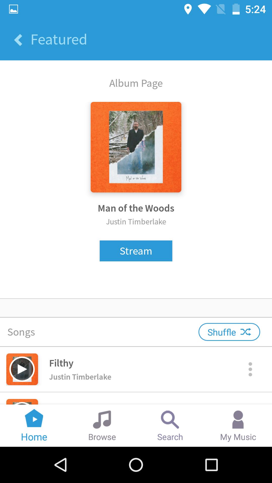 Buy baby music app