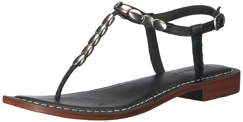 Bernardo Women's Tristan Flat Sandal B01IUL6NSI 5.5 B(M) US|Black