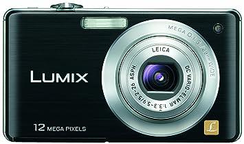 Panasonic Lumix DMC-FS15 Digital Camera 64x