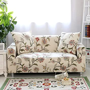 Stupendous Hotniu Stretch Sofa Loveseat Cover Pattern Arm Chair Couch Slipcover 4 1 2 3 4 Seat Armchairs Loveseats Sofas Sectional Couches 4 Seater Sofa 88 Beutiful Home Inspiration Xortanetmahrainfo