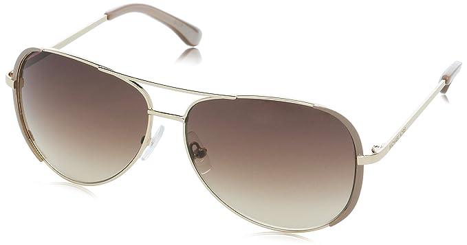 e947c5e27b Michael Kors - Gafas de sol Ovaladas M2045S Sicily, 16F Brown: Amazon.es:  Ropa y accesorios