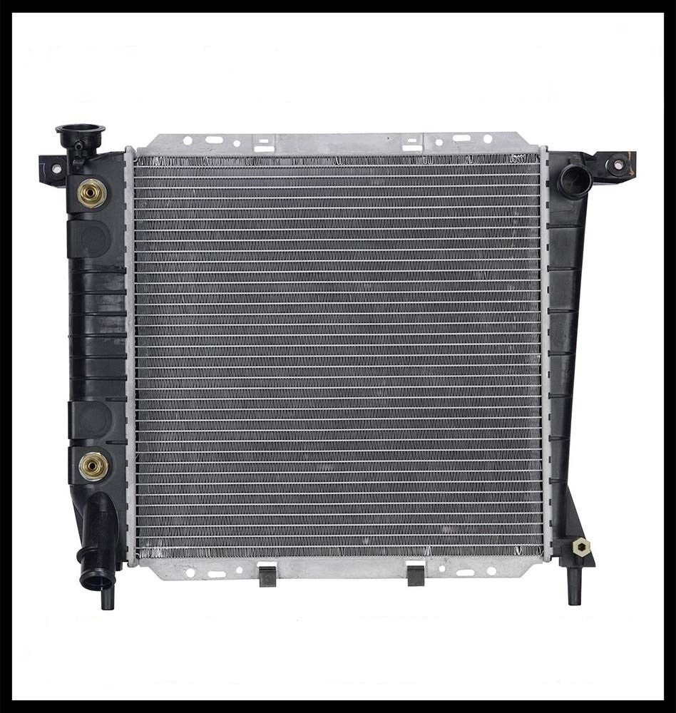 SCITOO Radiator 1735 for 1985-1994 Ford Bronco/Explorer/Ranger 2.8L 2.9L 3.0L 4.0L by Scitoo