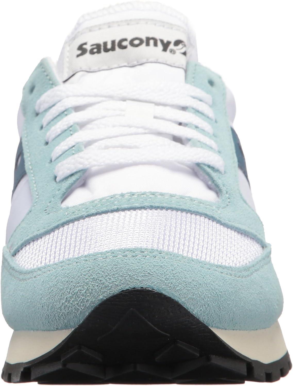Saucony Jazz O Vintage, sneakers voor dames Multicolour Wht Blu 25