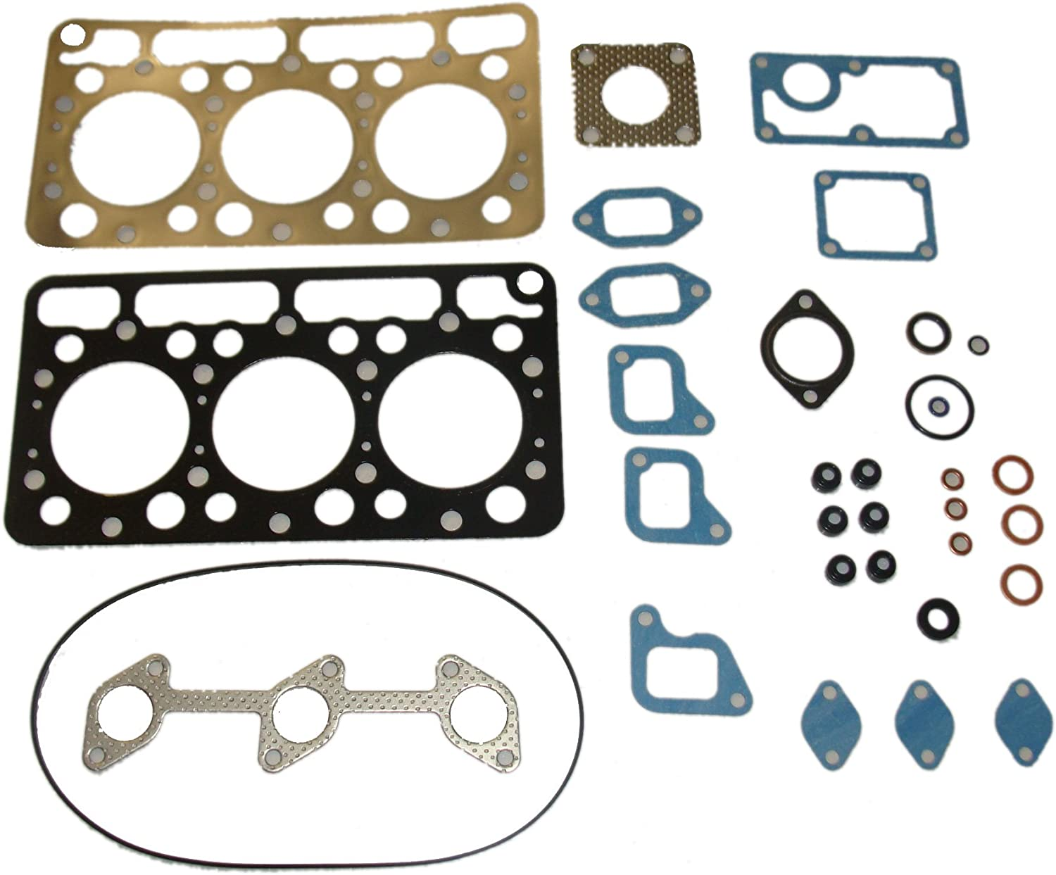 New Kubota D850 Full Gasket Set