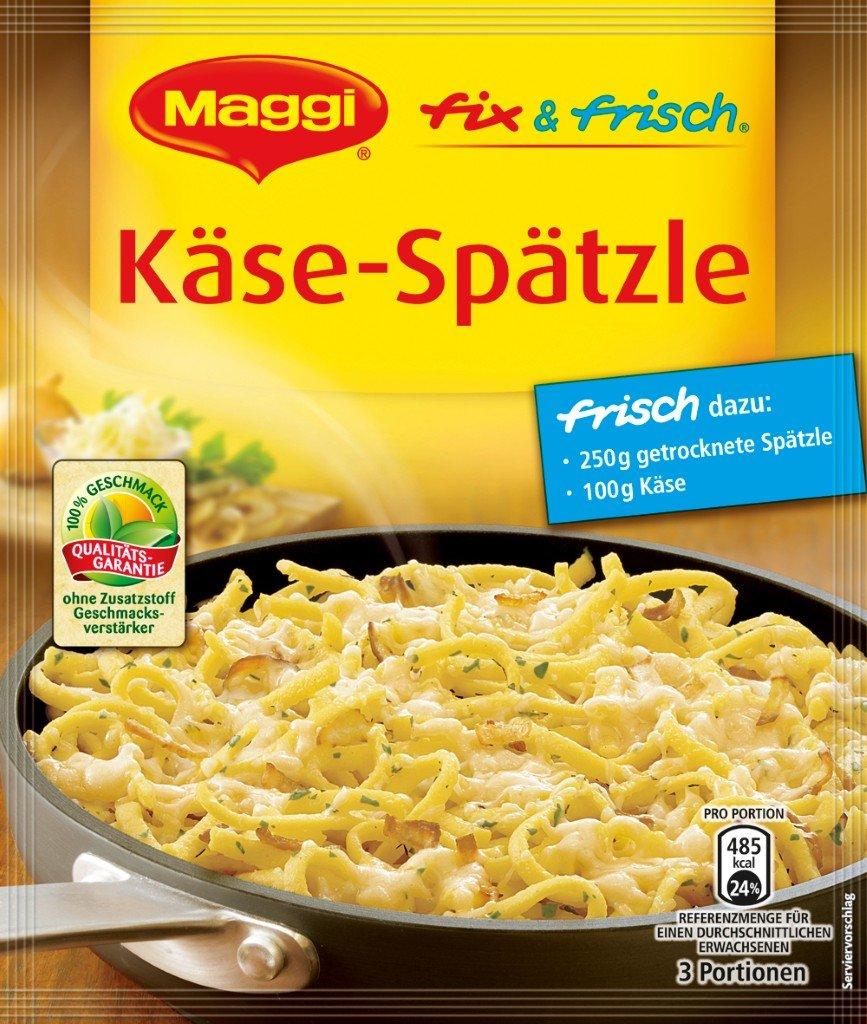 Amazon.com : Maggi Fix & Frisch Käse-spätzle (Cheese Spätzle Mix ... | {Maggi fix 25}