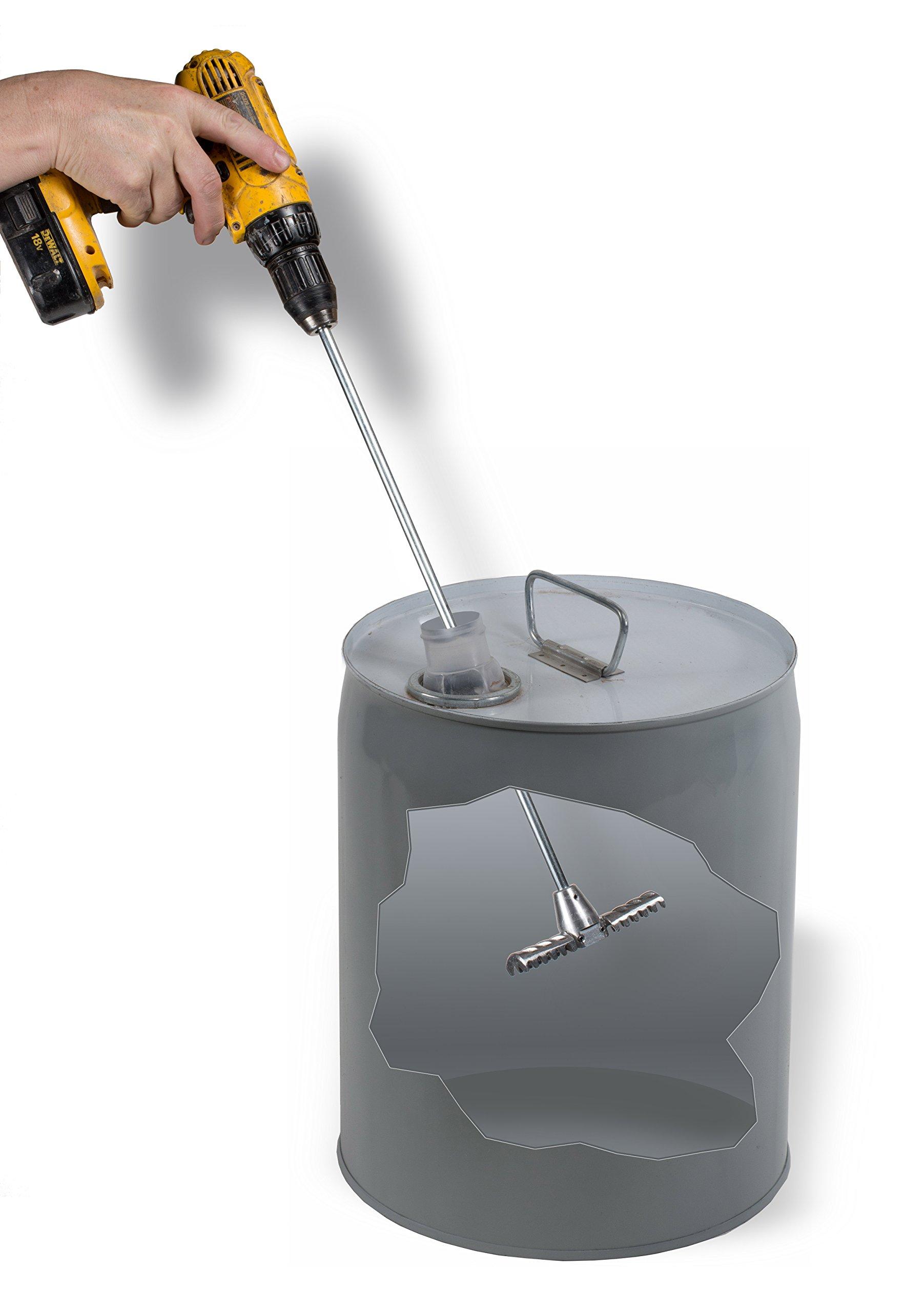 Hanson Plunge T-5 5 Gallon mixer